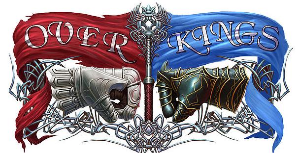 В мире OverKings герои сражаются за славу, власть и богатство. . Деньги, р
