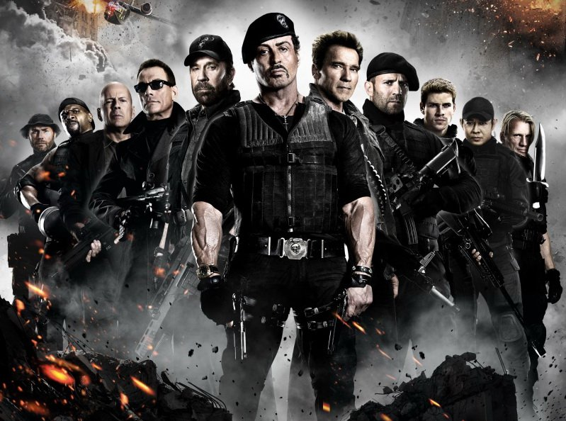 The Expendables 2 2012 Full Movie Hindi Dubbed Free