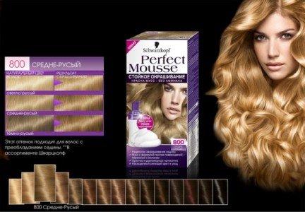 Краска для волос перфект