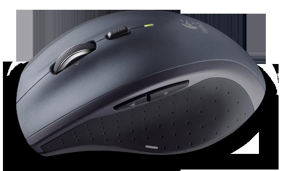 Logitech MX 610 LeftHand Laser Cordless Mouse  amazoncom