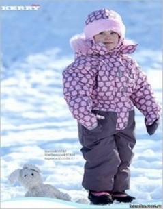 Финская детская непромокаемая одежда