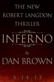 Книга «Инферно» Дэн Браун (Inferno Dan Brown) 2013