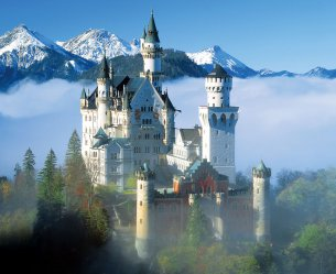 Neuschwanstein бавария германия отзывы