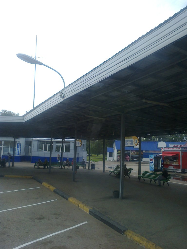 Автовокзал сургут - 689
